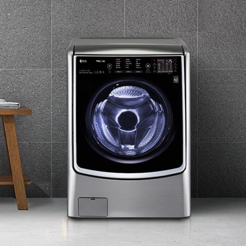 [LG전자] LG TROMM 세탁기