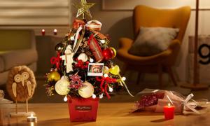 크리스마스 홈파티 따뜻한 연말 하나만 있어도 분위기 따끈