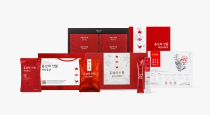 [홍삼의 선물] 연말 감사제, 초특가 세일!