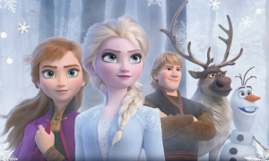 겨울왕국이 돌아왔다 겨울왕국이 돌아왔다 겨울왕국!!  겨울왕국
