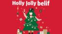 빌리프  Holly jolly belif