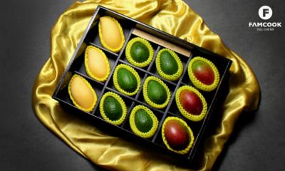 품격있는 GIFT 과일 선물세트 품위있는 선물 FAMCOOK