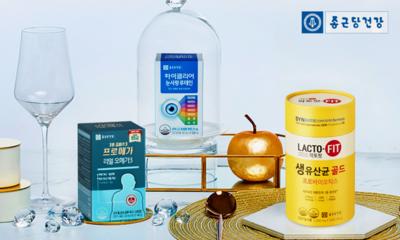 국민유산균 락토핏 2초에 1통씩팔리는 온가족용 루테인/유산균 외 건강식품브랜드전