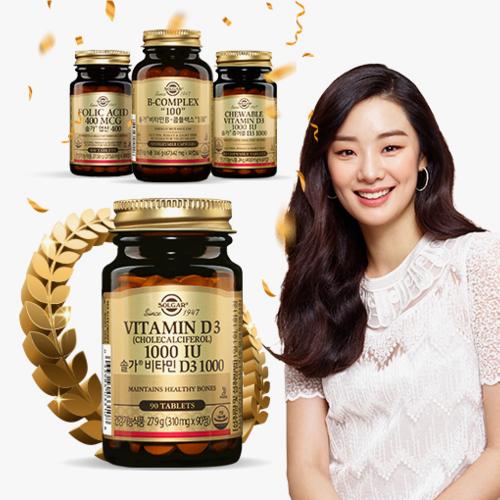 [솔가] 2019 솔가비타민 BEST AWARDS!