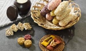 전통식품명인 담양한과 감사의 마음을  전하세요!