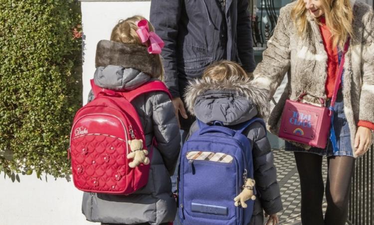 DAKS LITTLE & HAZZYS KIDS 이월 책가방 단독 물량 SALE 영국 감성 그대로 UP TO 68%