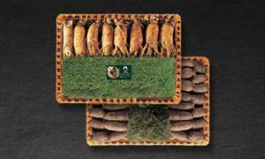 건강한 명절 건강한 선물 울몸애 수삼더덕 버섯 선물세트