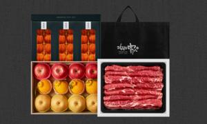 명절선물세트 과일/갈비/곶감세트