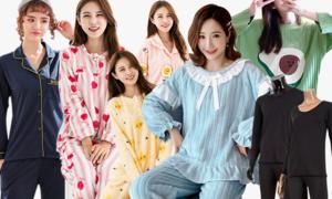 수면잠옷/러블리홈웨어/파자마/내의/내복
