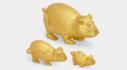 2020년 황금쥐 번영과 풍요의 상징 최고의기념품으로 행운을 잡으세요!