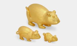 2020년 황금쥐 24K 순금기념품 BEST 주얼리