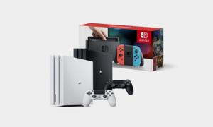 PS4 VS 닌텐도 라이벌 기획전