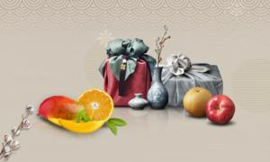 감사한 마음을 담아 드리는 과일선물세트