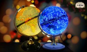 세계로지구본 2020년새해 첫 이벤트