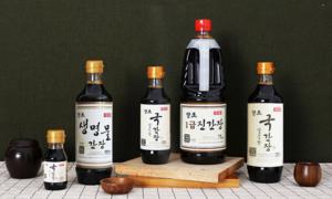신앙촌 땅속발효 양조간장