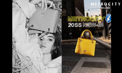 METROCITY 20SS NEW COLLECTION