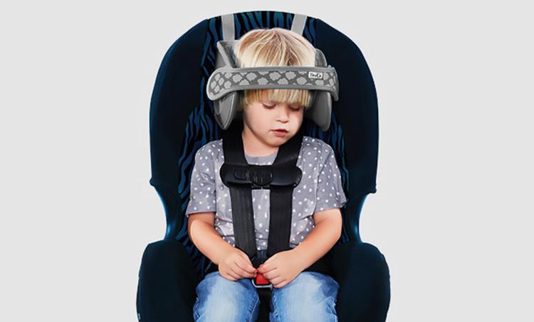[넵업]우리 아이 안전 필수템, 헤드서포터.