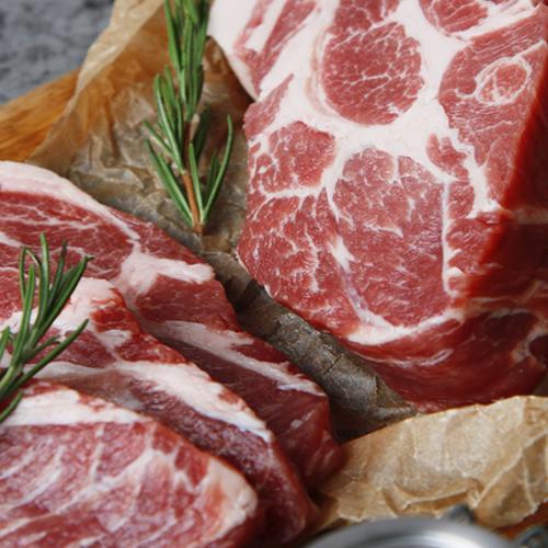 인생은 고기서 고기~ 초원식품