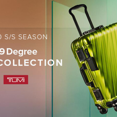 TUMI 20S/S New Collection