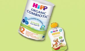 전세계 유기농 영유아식 1위 브랜드 HiPP