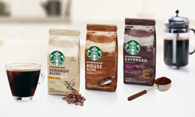스타벅스 원두 6종 론칭! 집에서 스타벅스 커피를 즐겨보세요!
