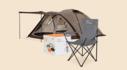 미리 미리 준비하는 캠핑용품 텐트/의자/해먹 外