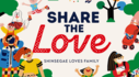 Share the Love SHINSEGAE LOVES FAMILY 기프트전