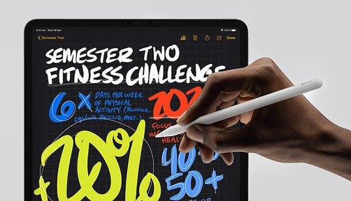 iPad Pro 4가 부릅니다, 존재의 이유