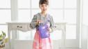 바비키즈 개학맞이 준비템(가방,수영복) 고학년백팩 수영복,래쉬가드
