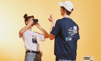 뉴발란스 센텀시티점 T-COLLECTION 티셔츠제안