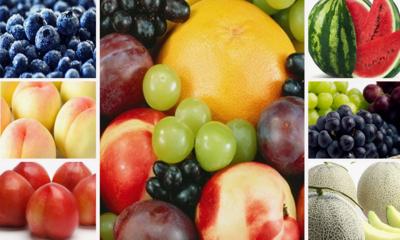 맛있는 여름과일 달콤한 과일 보따리 시원하게 드시고 여름을 즐겨요