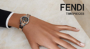 FENDI TIMEPIECES FOREVER FENDI