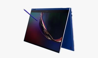 삼성 갤럭시북 FLEX 혁신을 쓰다, 혁신을 보다