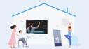 삼성 TV와 함께하는 홈라이프