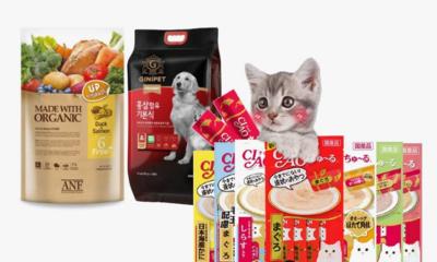팻 사료/간식 푸드위크 ANF/챠오츄르/하림外 강아지도 냠 고양이도 냠