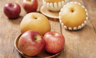 유명산지에서 보내드리는  달콤한 사과 배 맑은 곳에서 자라  신선함이 가득~