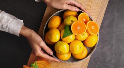 지금 먹기 좋은 과일 모음