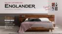[잉글랜더]침실가구 끝판왕 로먼 멀바우 가구 시리즈