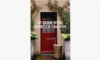 AT HOME WITH ISABELLA CAWDOR 자라홈 가을 신상