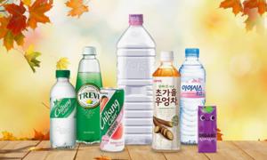 롯데칠성음료 브랜드대전