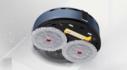 넓은공간도 거뜬한 대용량물통 LG 코드제로 M9 물걸레로봇청소기