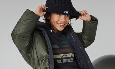 EMPORIO ARMANI JUNIOR 2020 F/W UP TO 20% OFF