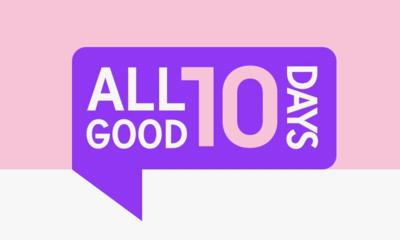 JAJU 자주 특별한 세일 ALL GOOD 10 DAYS