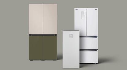 냉장고 브랜드 대전!