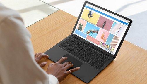 책상 위의 해결사, Microsoft