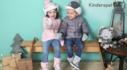 킨더스펠★ 베이비 패션리더 스타일리쉬한 겨울나기