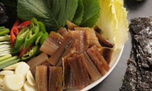 구룡포 햇 과메기 제철음식으로 홈파티하기 싱싱한 제철 수산물