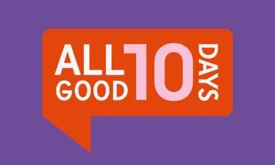 [JAJU] ALL GOOD 10 DAYS (생활)