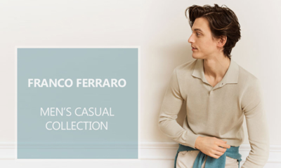 [프랑코페라로]F/W SEASON OFF 이탈리아 감성의 캐주얼 브랜드