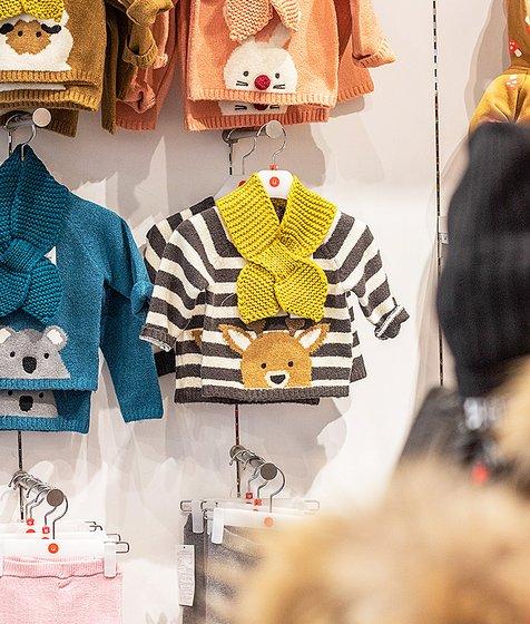 애니멀 스웨터